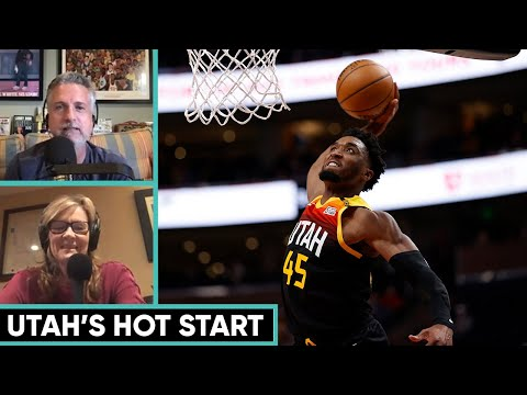 How the Jazz Became the Best Team in the NBA | The Bill Simmons Podcast With Jackie MacMullan