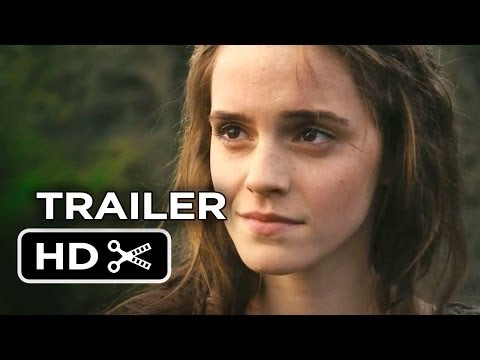 Noah Official Trailer #1 (2014) - Russell Crowe, Emma Watson