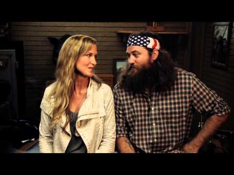 Jase Robertson - First Interview & Si's Heart Attack
