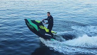 6. Seadoo Spark Trixx 2019 3up