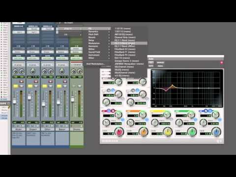 5 Minutes To A Better Mix II: Kick And Bass EQ – TheRecordingRevolution.com