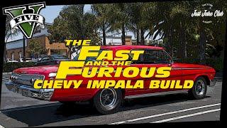 Nonton FATE OF THE FURIOUS CHEVROLET IMPALA CUSTOM CAR BUILD TUTORIAL: GTA 5 ONLINE (VOODOO CUSTOM) Film Subtitle Indonesia Streaming Movie Download