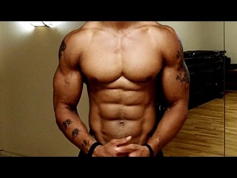 How To Build Muscle And Burn Fat WITHOUT Counting Calories (Big Brandon Carter) (видео)