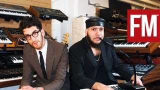 Chromeo Studio Tour