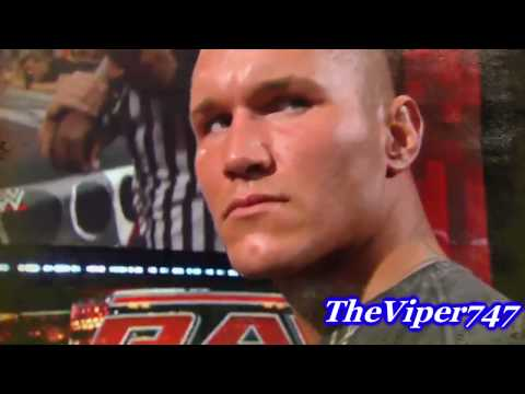 WWE Randy Orton Theme Song With Titantron 2010 HD