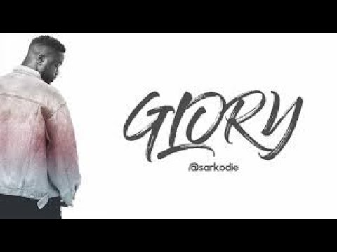 SARKODIE  ft  YUNG L  -  GLORY  | GIVE GOD THE GLORY | MISTERJAAY REACTS