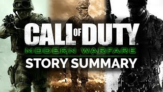 Video Call of Duty: Modern Warfare Trilogy Story Summary - What You Need to Know! MP3, 3GP, MP4, WEBM, AVI, FLV Maret 2019