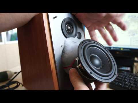 Обзор Edifier R1600TIII. Конструкция и особенности (видео)