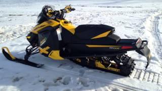 8. 2013 Ski-doo MXZ X 800 E-TEC