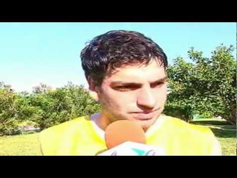 Entrevista a Jorge Villalpando
