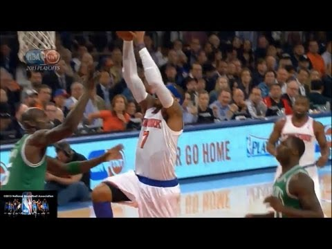 Carmelo Anthony Offense Highlights 2012/2013 Part 5