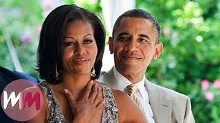 Video Top 10 Times Michelle & Barack Obama Made Us Believe In Love MP3, 3GP, MP4, WEBM, AVI, FLV Desember 2018