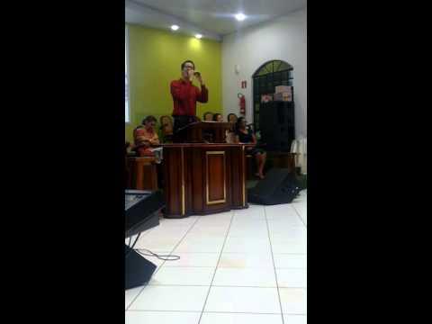 Igreja assembléia de Deus ministério de Madureira  colinas do Tocantins