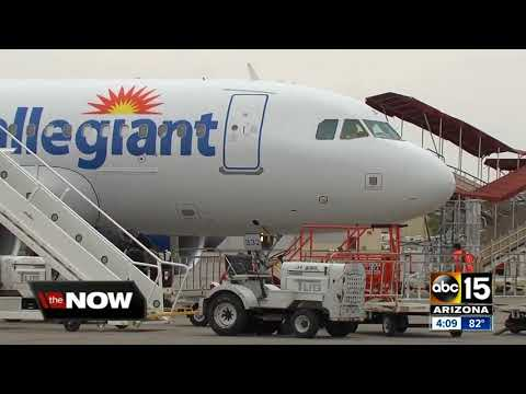 Allegiant responds to scathing report, calls it outdated and inaccurate