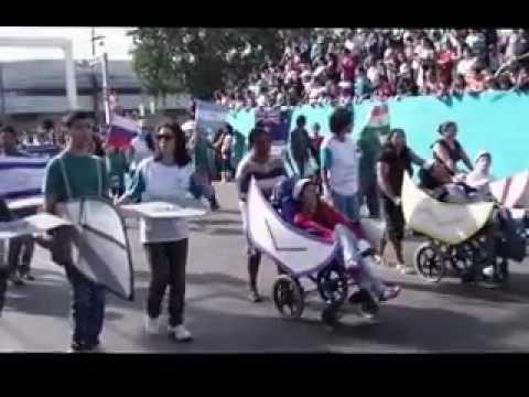 Desfile Apae Anápolis 7 de Setembro