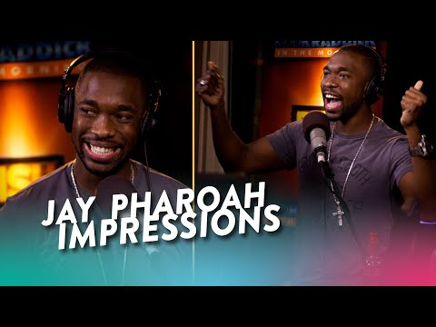 impressions - http://www.KiddNation.com Jay Pharoah does the best celebrity impressions. Watch has he impersonates Jay-Z, Christopher Walken, Chris Rock, Kanye West and De...
