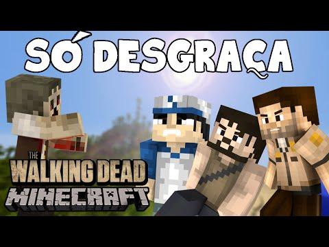 Minecraft The Walking Dead – TOMEI NO C* ! #22
