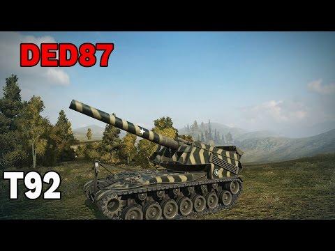 T92 w World of Tanks - Z notatnika bananisty