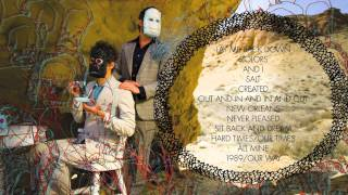 Portugal. The Man - Out And in And in And Out - Censored Colors