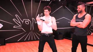 Ben Aaron Fulfills His Dream And Finally Joins Chippendales