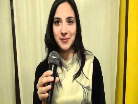 Roberta Zacheo - intervista