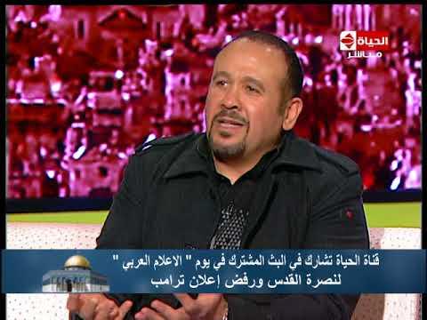 هشام عباس: تمنيت دائما أن أحارب لاسترداد فلسطين