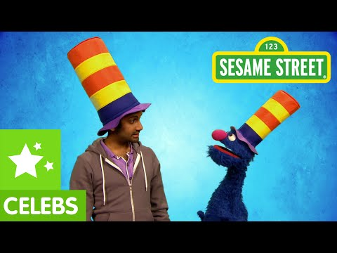 Ansari - Aziz Ansari and Grover want to explain today's vocabulary word in stove top hats and chicken costumes. Would you say that's a bit silly? Super silly? You're right. That's actually ridiculous,...