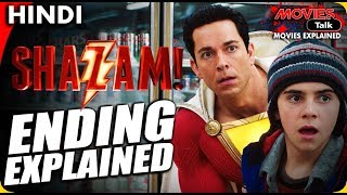 SHAZAM! : Movie Ending Explained In Hindi