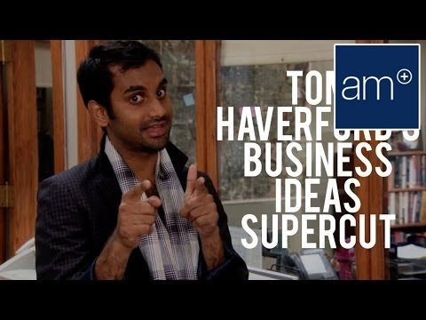 All of Tom Haverford's most ridiculous business ideas in one supercut.