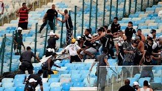 CONFUSÃO : Corinthians X Flamengo BRIGAM NO MARACANÃ Cenas lamentaveis Corinthians x Policia - Brasileirão 2016 ASSISTIR AO VIVO CORINTHIANS X FLAMENGO - BRA...