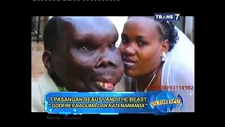 Download Video On The Spot - 7 Pasangan Beauty and The Beast MP3 3GP MP4