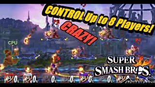 My explanation of how Sm4sh's Amiibo exploit works! (and how to do it!)