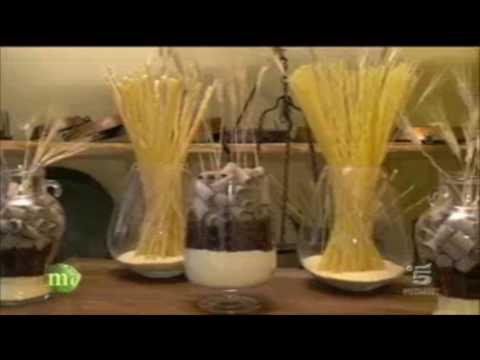 La Fabbrica della Pasta di Gragnano su Melaverde, Canale 5