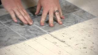 How to Lay Vinyl Tiles on Top of Old Flooring : Flooring Help
