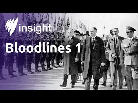Meet descendants of World War 2 influencers and decision makers