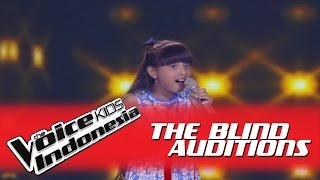 "Video Kayla ""Bimbang"" I The Blind Auditions I The Voice Kids Indonesia GlobalTV 2016 MP3, 3GP, MP4, WEBM, AVI, FLV Oktober 2017"