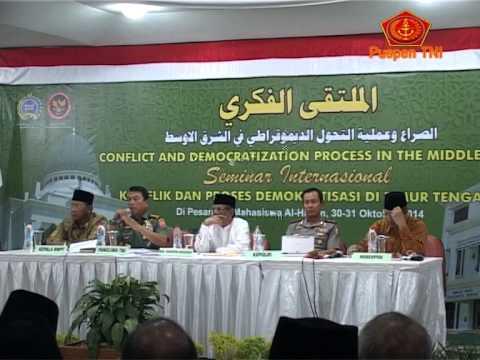Panglima TNI beri Ceramah ICIS