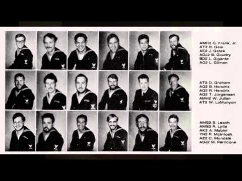 USNM Interview of Barry Hendrix Part Two Service on the USS America during the Vietnam War