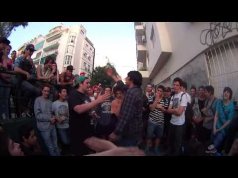 Belze Vs Tony Cuartos Fecha 7 Torneo 2015 El Quinto Escalon 92 Mb
