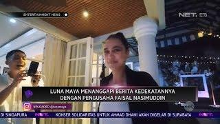 Video Luna Maya Menanggapi Berita Kedekatannya Dengan Pengusaha Faisal Nasimuddin MP3, 3GP, MP4, WEBM, AVI, FLV Maret 2019