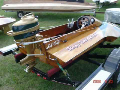 APBA Powerboat racing at Pleasant Prairie, WI.