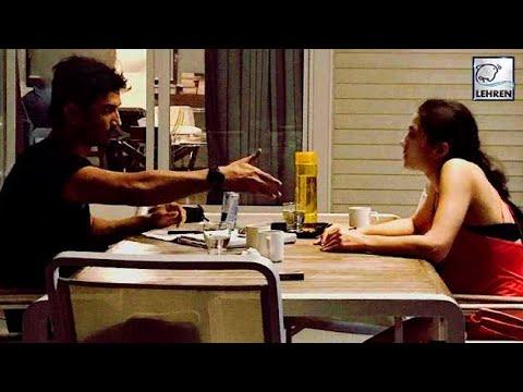 Sushant Singh Rapjut & Sara Ali Khan Meet For Keda