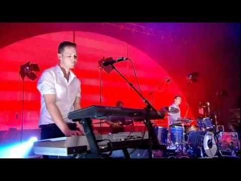 White Lies @Glastonbury 2011 - The Price of Love