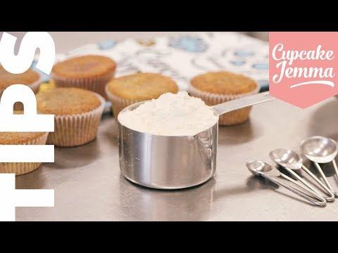 How to Make Your Own Self-Raising Flour   Cupcake Jemma Tips