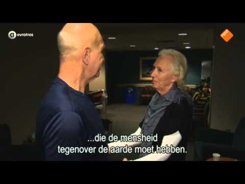 The last words of Dutch astronaut and environmentalist Wubbo Ockels