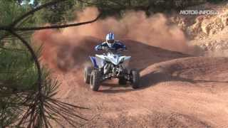 4. Essai inédit quad yamaha YFZ450R 2014