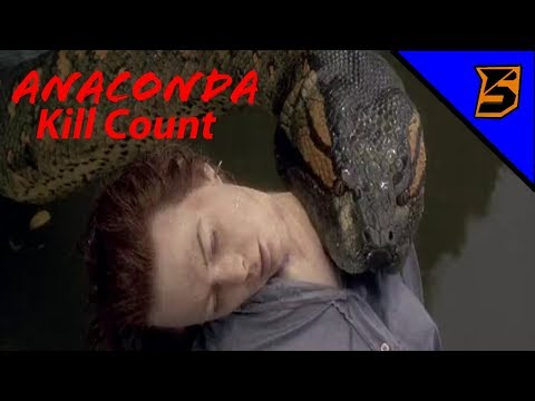 Anaconda 1997 Kill Count!