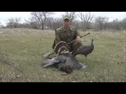 Turkey Hunting – 2009 Ray Eye Media Hunt – Central Nebraska Outfitters