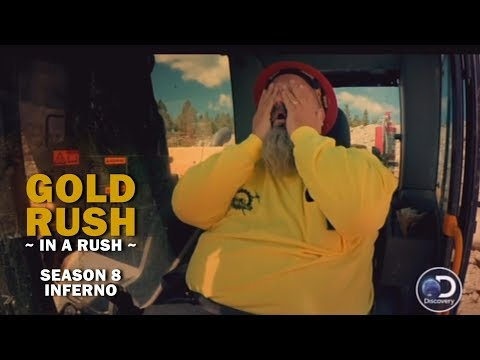 Gold Rush (In a Rush)   Season 8, Episode 7   Inferno
