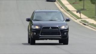 2010 Mitsubishi Outlander - Test Drive